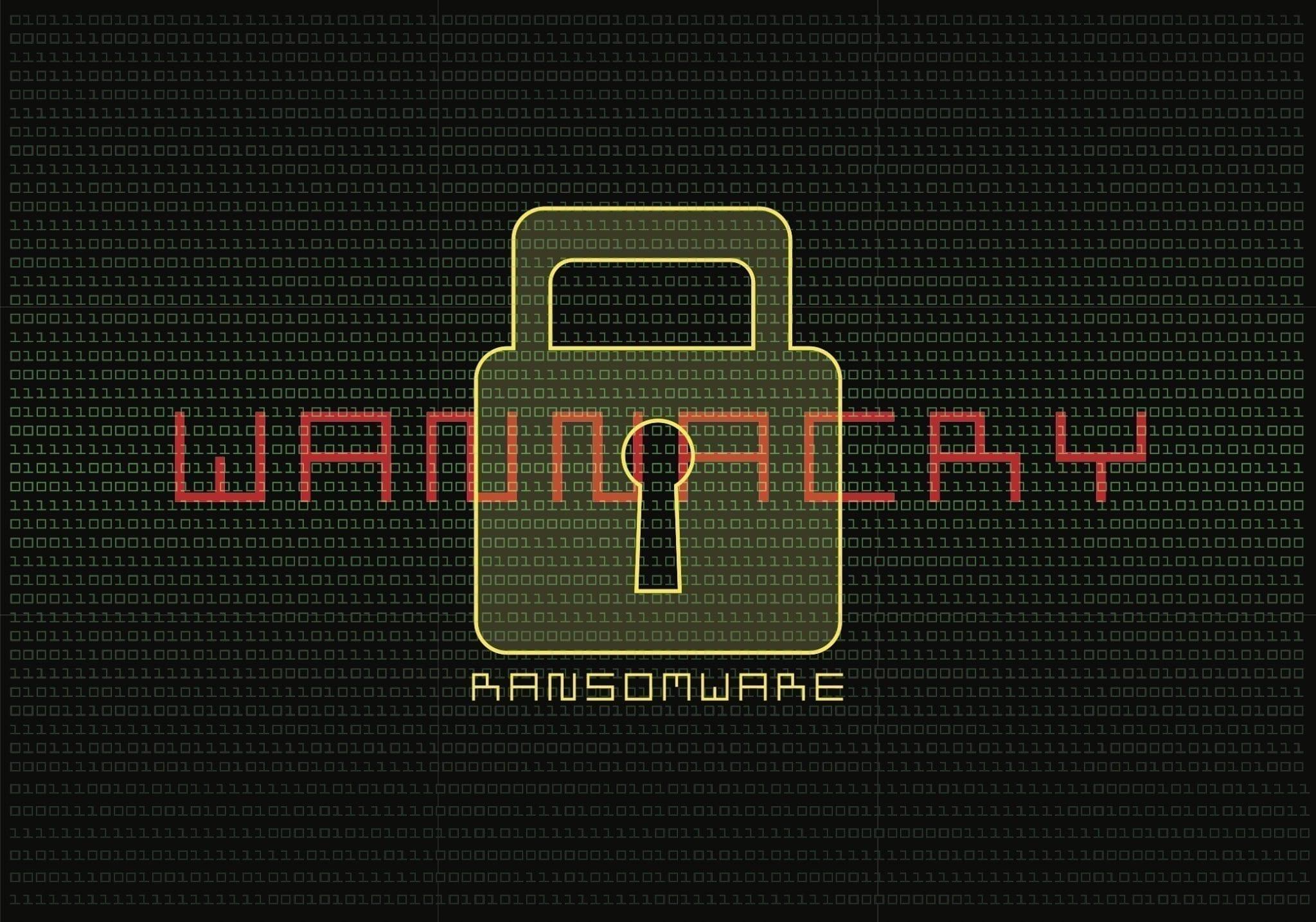 Introducing the WannaCry application   LogPoint