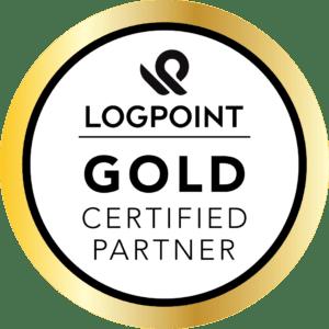 LogPoint Certified Partner Gold