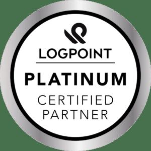 LogPoint Certified Partner Platinum